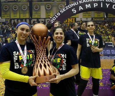 Fenerbahçe Kadın Basketbol Takımı şampiyon oldu