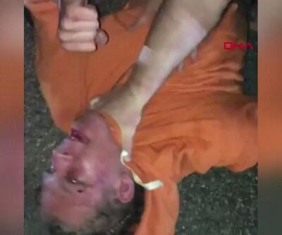 ABD'de polis şiddeti: Şüpheliyi öldüresiye dövdüler