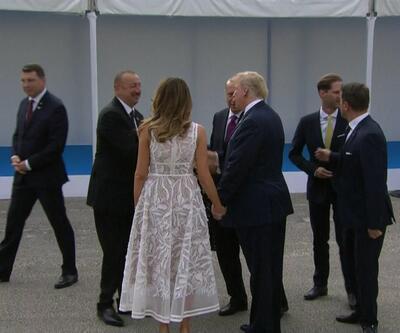 Trump ilham aliyev'i kutladı