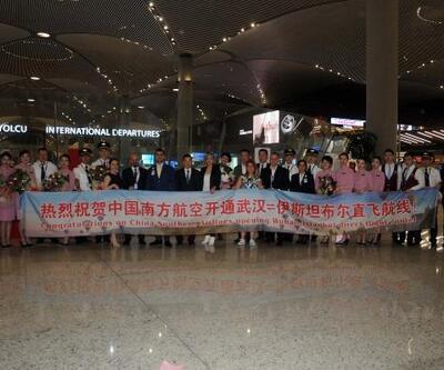 Çinli havayollarının İstanbul Havalimanı'na büyük ilgisi