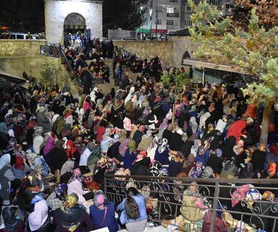 Sivas ve Tokat'ta camilerde Kadir Gecesi yoğunluğu
