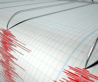 Manisa Soma'da 3.7'lik deprem