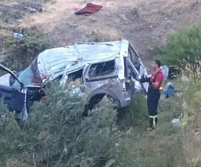 Adıyaman'da feci kaza! 3 ölü, 4 yaralı!