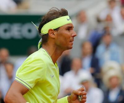 Fransa Açık'ta şampiyon Rafael Nadal