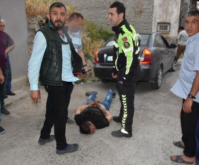 Cezaevinden izinli çıkıp alkol alan ehliyetsiz sürücü dehşet saçtı