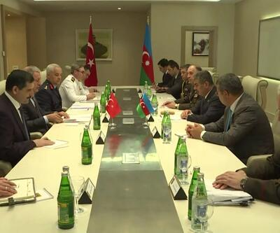 Azerbaycan'da savunma zirvesi