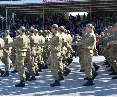 Yeni askerlik sistemi son dakika: Cumhurbaşkanı Erdoğan noktayı koydu!