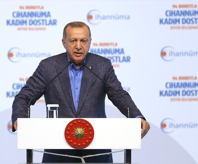Cumhurbaşkanı Erdoğan: Veri kopyalama  FETÖ sanatıdır