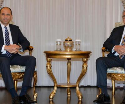 KKTC Dışişleri Bakanı ile Rum liderin görüşmesi tartışma yarattı