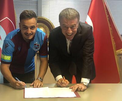Trabzonspor, Yusuf Sarı ile anlaşma sağladı