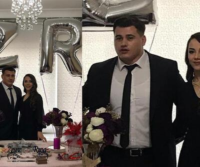 Rıza Kayaalp evleniyor
