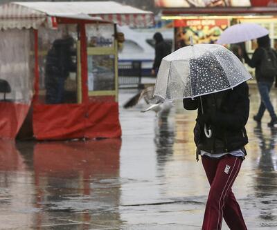 Bu bölgelerde yaşayanlar dikkat: Meteoroloji'den sağanak uyarısı