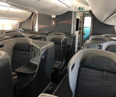 """THY Genel Müdürü Ekşi, """"B787-9 Dreamliner"""" uçağını tanıttı"""