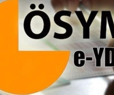 e-YDS giriş belgeleri açıklandı!