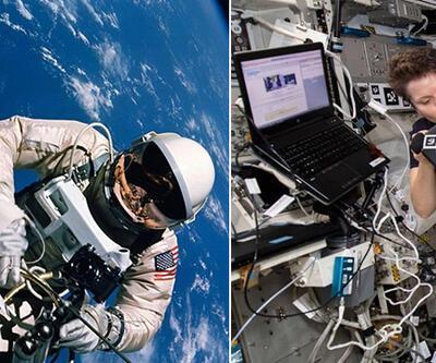 Astronotların maaşı dudak uçuklattı!
