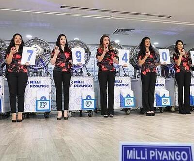 Milli Piyango'da kazandıran rakamlar açıklandı