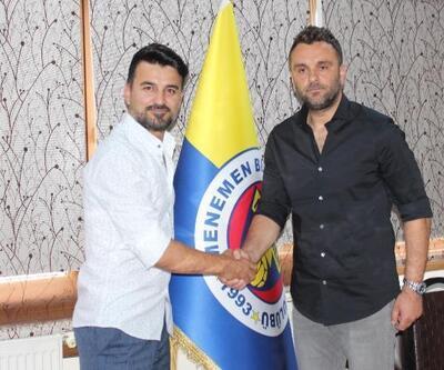 Menemen Belediyespor'da Şahin istifa etti