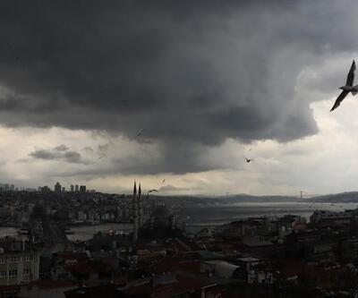 Yağmur ne zaman bitecek (duracak) ? Son dakika İstanbul hava durumu