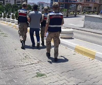 Kahramanmaraş'ta 2 terör şüphelisi yakalandı