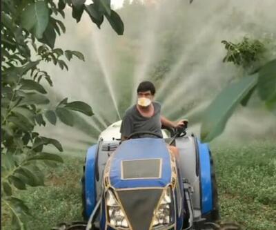 Ünlü oyuncunun yeni hayatı! O da organik tarıma başladı