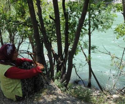 Munzur Nehri'ne düşen Engin'den iz yok