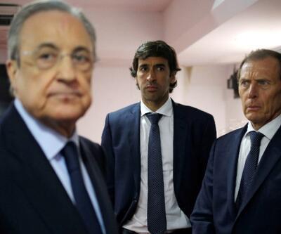 Real Madrid Raul'u duyurdu