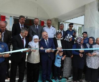 Şehit polis Ali Sevim'in adı, Çevik Kuvvet Şubesi'nde yaşayacak