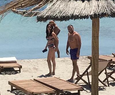 Ünlü oyuncu erkek arkadaşıyla görüntülendi
