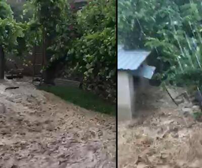 Kocaeli'ndeki sel hasara neden oldu