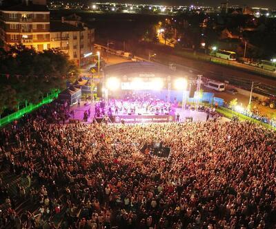 'Senforock', 20 bin kişiyi coşturdu