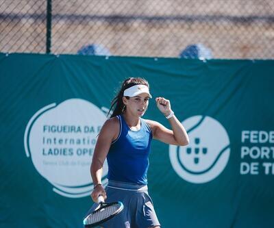 İpek Soylu Portekiz'de şampiyon oldu