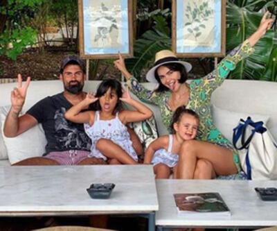 Volkan Demirel ve ailesinin lüks tatili