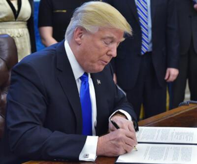 Son dakika: Trump, İran'a ek yaptırımları onayladı