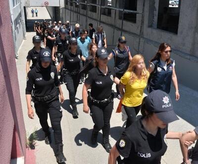 Adana'da, HDP Gençlik Meclisi üyesi 9 kişi tutuklandı