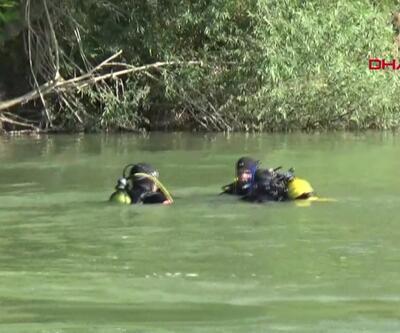 Aydın'da 2 kardeş girdikleri derede boğuldu