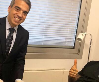 Beşiktaş doktoruyla yollarını ayırdı