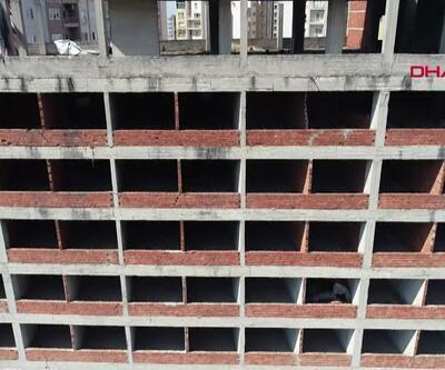 """Yarım kalan inşaatlar """"toplumsal güvenliği tehdit ediyor"""""""