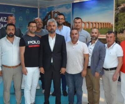 Serik Belediyespor'da görev dağılımı