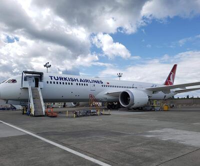 Merakla bekleniyordu... İstanbul Havalimanı'na iniş yaptı