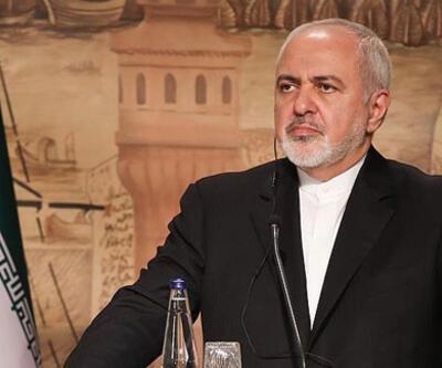 """Zarif'ten AB'ye """"İran'a karşı açıklama yapacak konumda değilsiniz"""" çıkışı"""