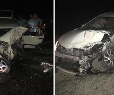 İzmir'de zincirleme kaza: 1 ölü, 2 yaralı