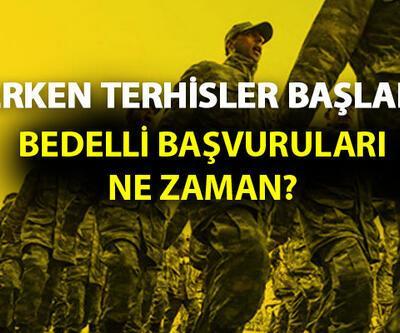 Yeni askerlik sistemi Resmi Gazete'de yayınlandı, erken terhis başladı!