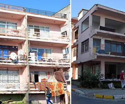 Avcılar'da mühürlenen bina yıkılacak