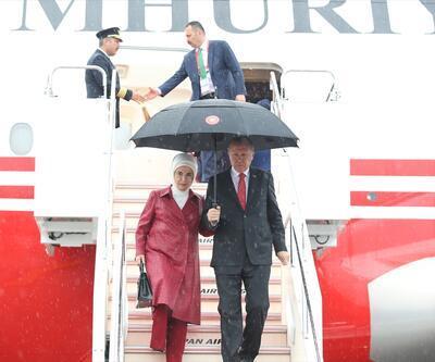 Cumhurbaşkanı Erdoğan Japon gazetesi Nikkei'ye konuştu