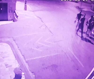 Polisten kaçan araç, halı saha maçından çıkan gençlere çarptı