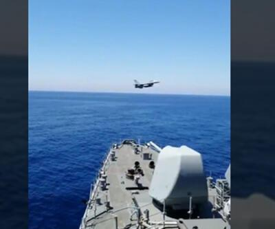 Milli Savunma Bakanlığı'ndan Doğu Akdeniz paylaşımı