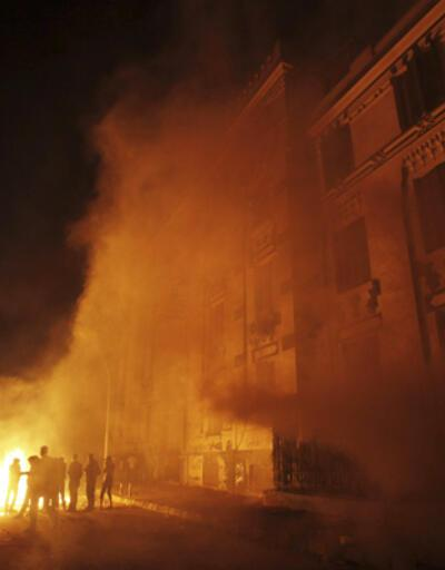 Mısır'da protestolarda 10 kişi öldü