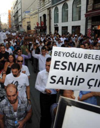 """Beyoğlu Belediyesi'nden """"Asmalımescit"""" açıklaması"""