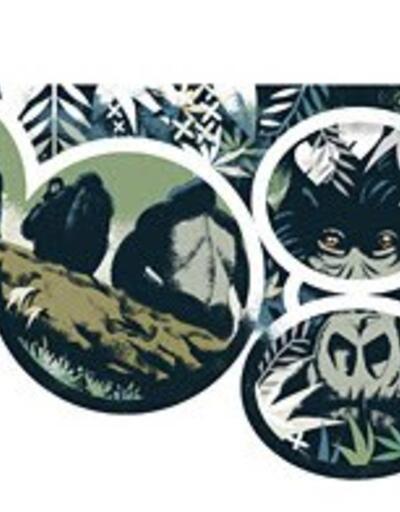Dian Fossey doodleı