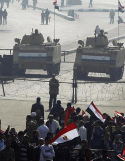 Tahrir'in 3. yıl dönümünde olaylar